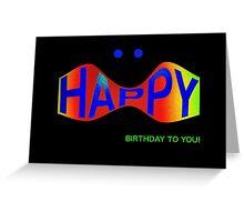 HAPPY DAYS Greeting Card