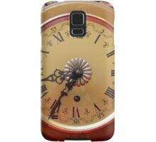 old clock of wall Samsung Galaxy Case/Skin