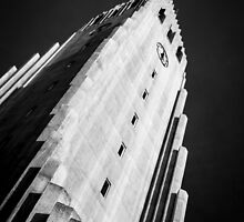 Hallgrimskirkja by Marsstation