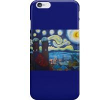 Starry Munich with Oktoberfest iPhone Case/Skin