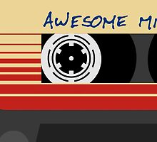 Awesome, Mix Tape Vol.1 by boom-art