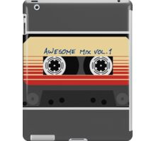 Awesome, Mix Tape Vol.1 iPad Case/Skin