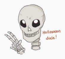 Halloween dude by Keetande