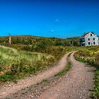 Abandoned House, Earltown, Nova Scotia by kenmo