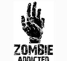 Zombie Addicted by digipaint
