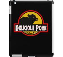 Delicious Pork iPad Case/Skin
