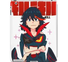 KILL LA KILL - WE CAN BE AS ONE iPad Case/Skin