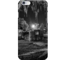 Savannah - Bonaventure Cemetery 003 iPhone Case/Skin