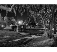 Savannah - Bonaventure Cemetery 003 Photographic Print