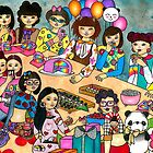 Yumi's Birthday Party by Laura Hutton