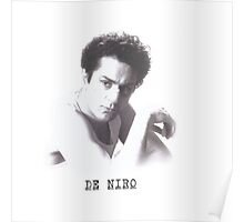 De Niro Poster