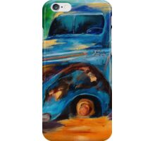 In the Back of the Field iPhone Case/Skin