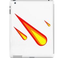 Meteor Spray iPad Case/Skin