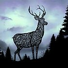 Stag by Stuart  Fellowes