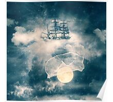 I'll bring you the MOON  Poster