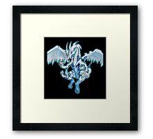Yu-Gi-Oh! 5DS - Stardust Dragon Framed Print