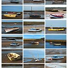 18 Norfolk Boats by Yampimon