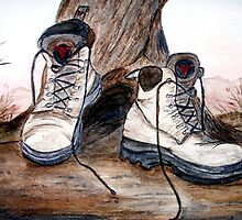 Boots  by © Linda Callaghan