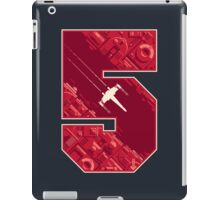 Red Five iPad Case/Skin