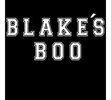 Blake's Boo - The Voice Photographic Print