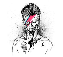 Zombowie Photographic Print