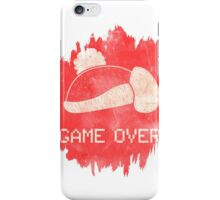 Game Over King DeDeDe iPhone Case/Skin
