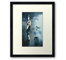 Everybody Pays As They Go  Framed Print