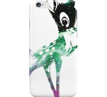 Space Bambi | Thor's Helmet Nebula V2 iPhone Case/Skin