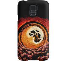 The Hole Between Heaven and Hell  Samsung Galaxy Case/Skin