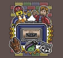 Everything is Awesome Mix Vol. 1 Kids Clothes
