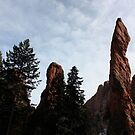Ancient Sentinels 1 (Garden of the Gods, CO) by Lori Peters