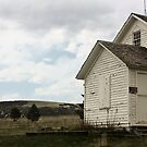 Spring Valley Baptist Church (e. 1872) by Lori Peters