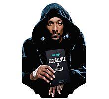 Snoop Dogg's Diczionizzle Fo Shizzle Photographic Print