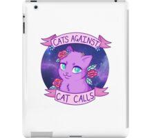 Cats Against Cat Calls iPad Case/Skin
