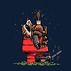 A Peanut Galaxy by kellabell9