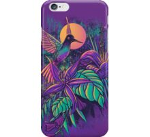 Purple Garden iPhone Case/Skin