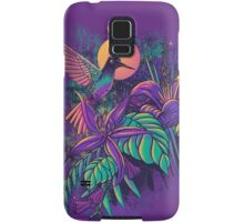 Purple Garden Samsung Galaxy Case/Skin