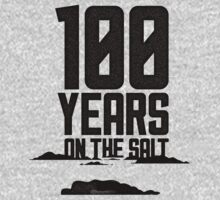 100 Years on the Salt - Black Kids Clothes
