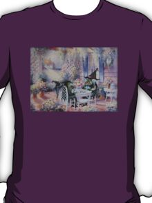 Afternoon Cards T-Shirt