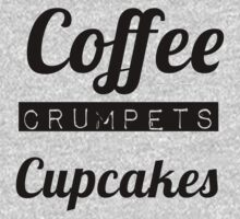 COFFEE CRUMPETS by Glamfoxx