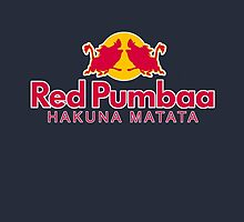 Red Pumbaa by maped