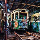 tram shed by kutayk