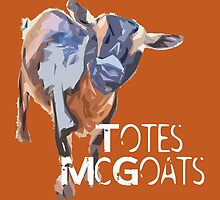 Totes McGoats by CanisPicta