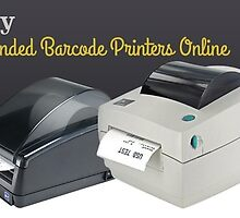Buy Branded Barcode Printers Online by Barcode Printers