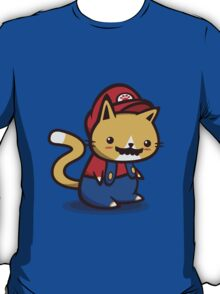 It's-a-me! Meow-rio! T-Shirt