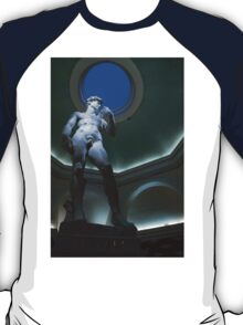 Michelangelo's David T-Shirt