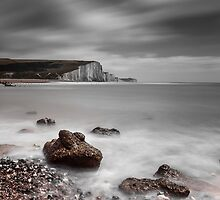 Seven Sisters, East Sussex by jamesdt