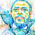 MARVIN GAYE - portrait by lautir
