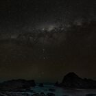 Stars over Sugarloaf by Andrew Dickman