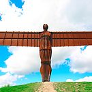 Angel of the North by babushack